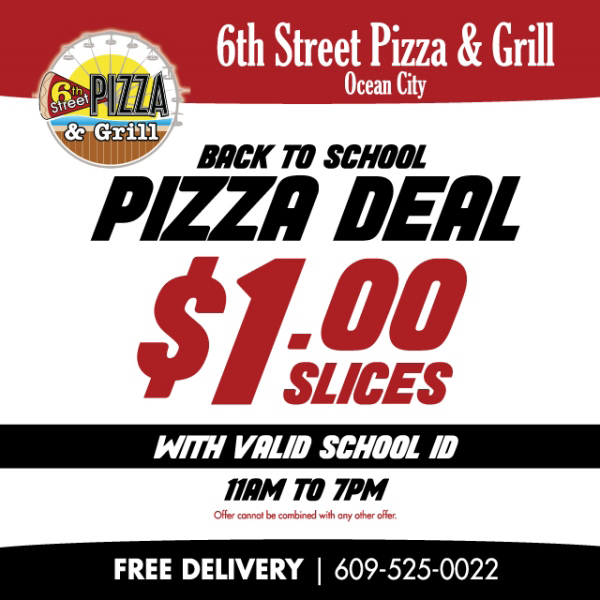 Back to School Pizza New Deal social block sm