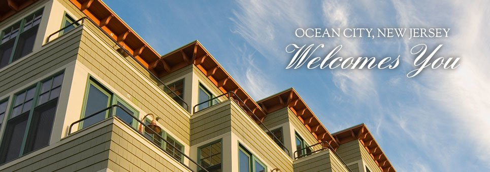 Ocean City, New Jersey Welcomes You