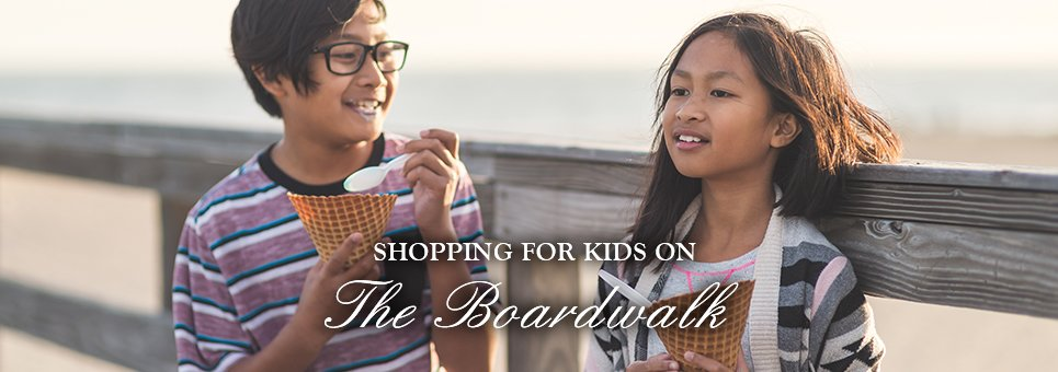 shop boardwalk banner
