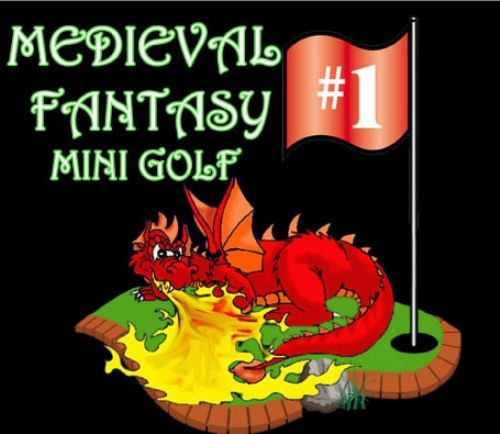 Medieval Fantasy Miniature Golf
