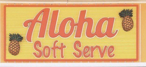 Aloha Soft Serve