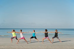 Ocean City Beach Yoga