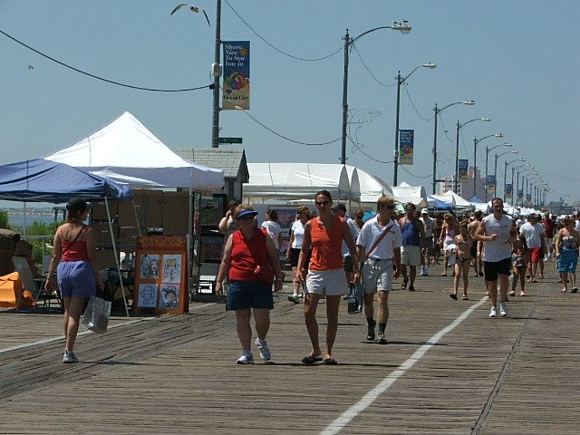 50th Annual Boardwalk Art Show