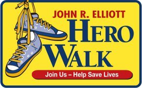 John R. Elliott HERO Walk & 5k Run