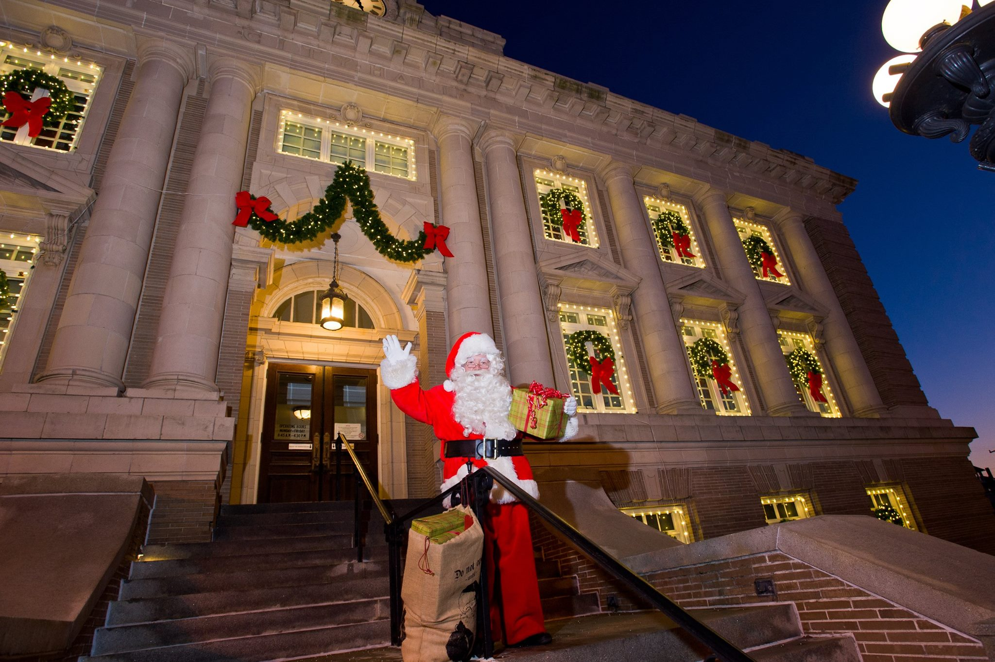 "Christmas in the Downtown – ""Our Miracle on Asbury Avenue"""