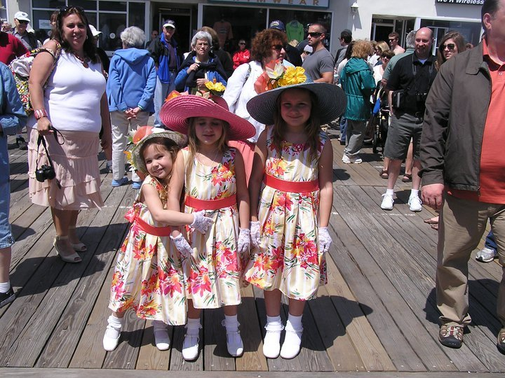 Easter Fashion Promenade