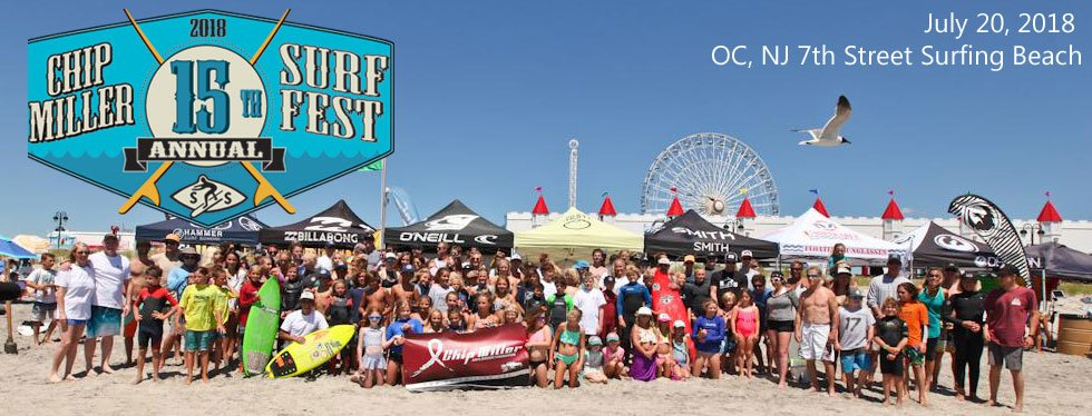 15th Annual Chip Miller Surf Fest