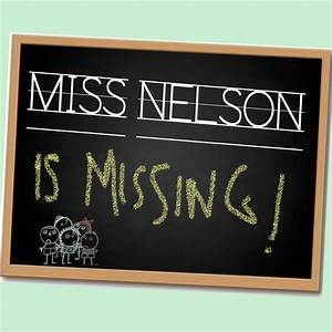 Children's Theatre Series: Miss Nelson Is Missing