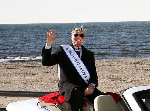 Mr. Mature America Pageant