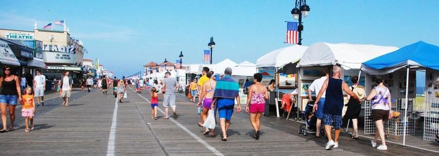 58th Annual Boardwalk Art Show