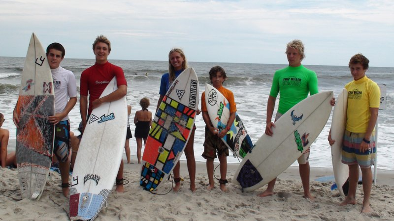 16th Annual Chip Miller Surf Fest