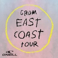 O'Neill East Coast Grom Tour Surfing Contest