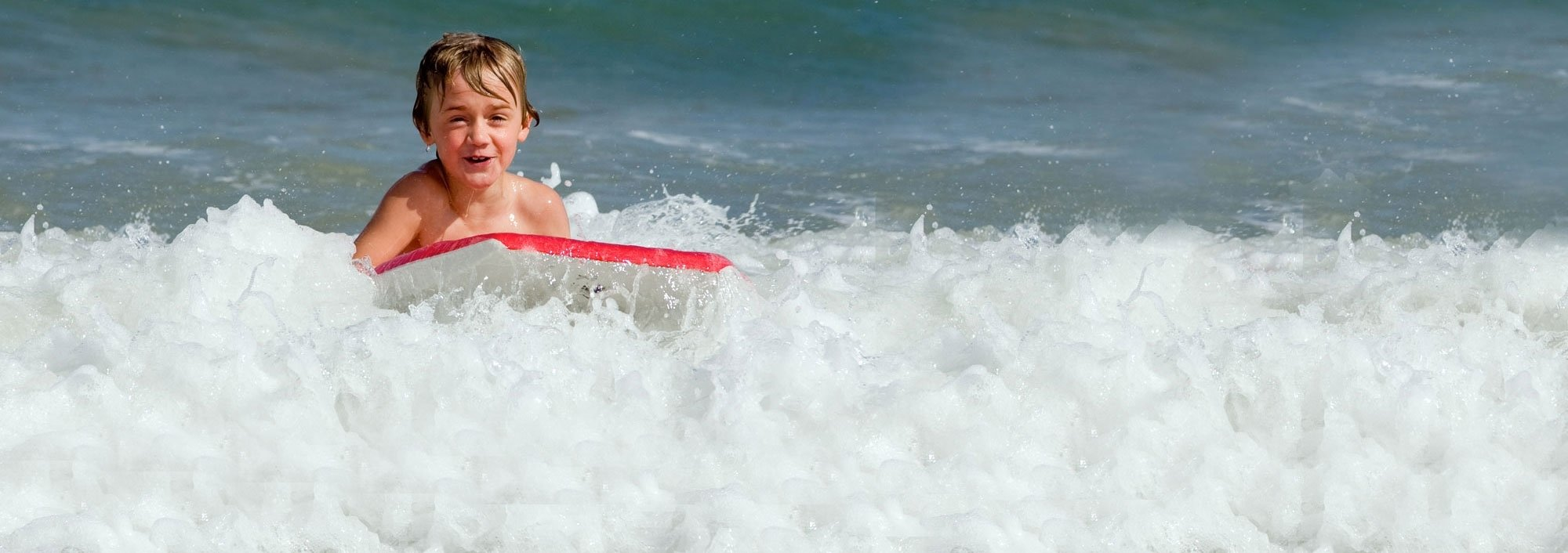2- Boy surfing